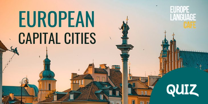 european capital city