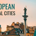 european capital city