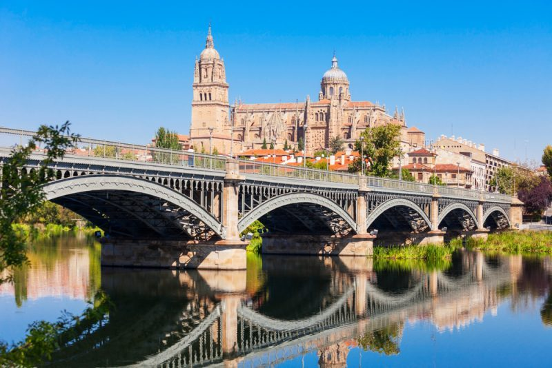 Top 10 Most Beautiful Cities Spain