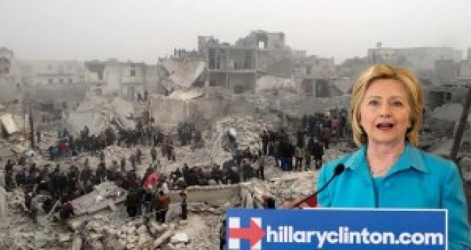 ClintonSyriadestructionIsraelinsert