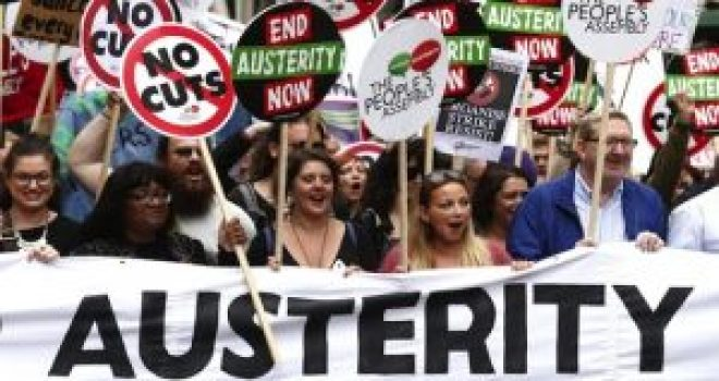 Austerityprotest