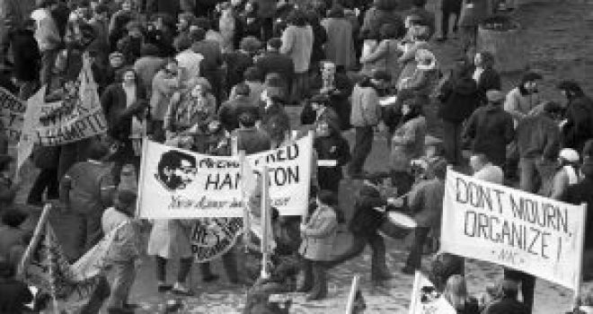AvengeFredHamptonProtest1970