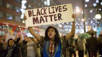 BlackLivesMatterprotestor