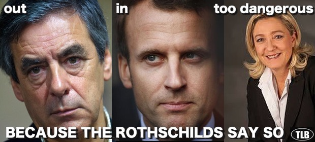 French Elite S New Pawn Emmanuel Macron Former Director Of Banque Rothschild Europe Reloaded