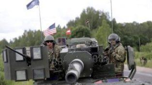 NATOforcesagainstRussianborder