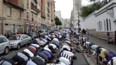 MuslimeprayersParis