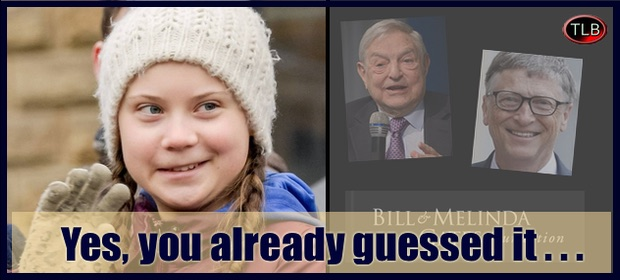 George Soros is backing 'climate activist' Greta Thunberg | Europe Reloaded