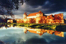 fogaras castle Romania Tour