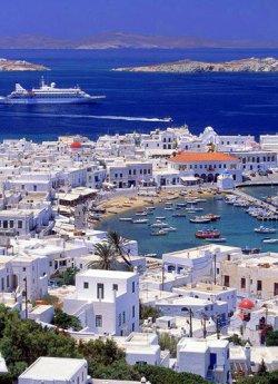 4 Day Iconic Aegean Greek Islands with Turkey