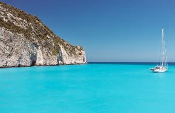 The Greek Island Hopping to Paros and Naxos