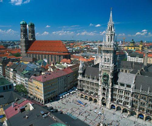 Munich Short Vacation