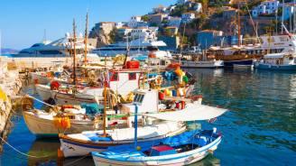 Greek Island Hopping to Mykonos Santorini and Paros