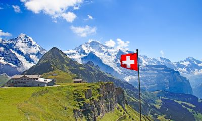 A Swiss Holiday On The Top of Europe