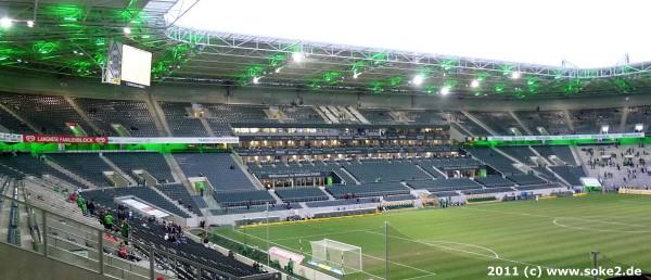stadion im borussia park stadion in