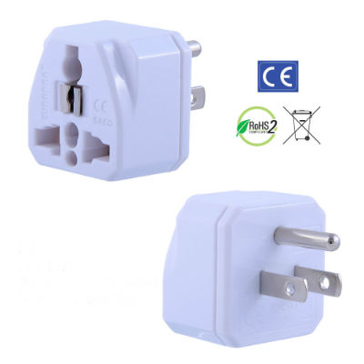 White TruAmp Plug Adapters