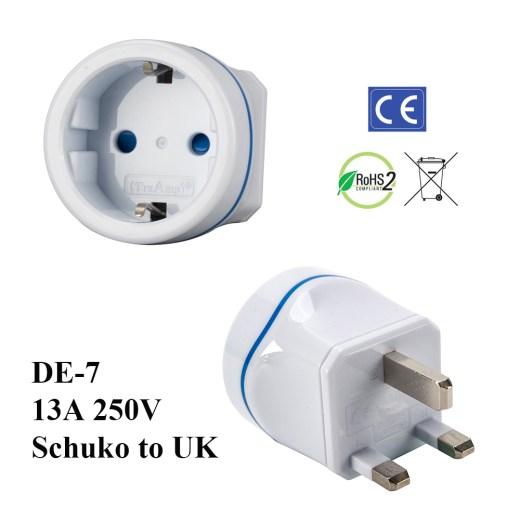 DE-7 blue
