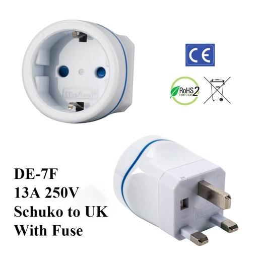 DE-7F blue