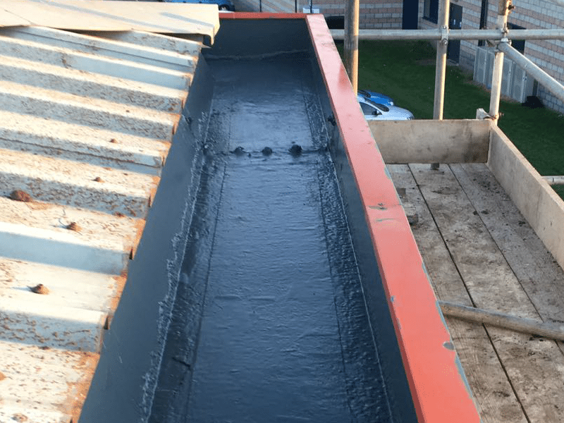 Gutter Coating 800