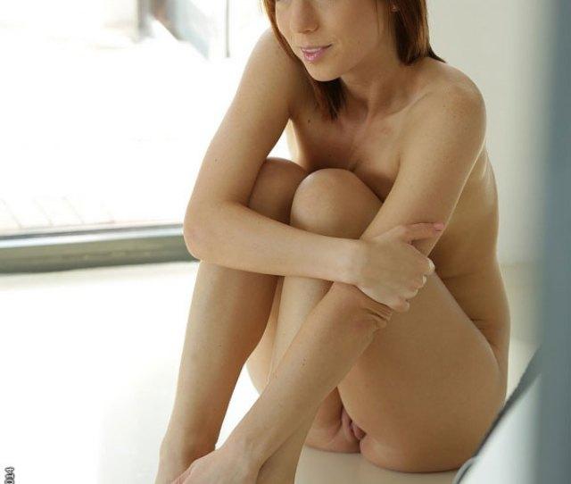 Hungarian Babe Tina Hot Posing Naked