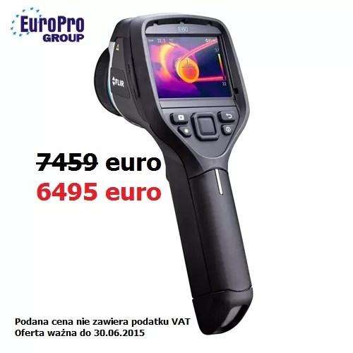 FLIR-E60-2 – Cena promocyjna