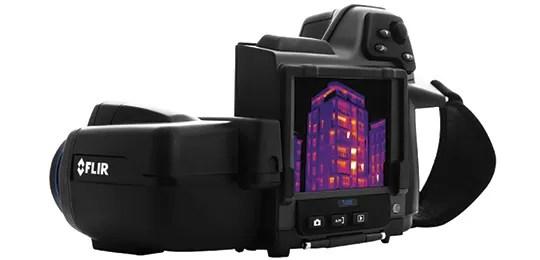 kamera termowizyjna FLIR T420bx
