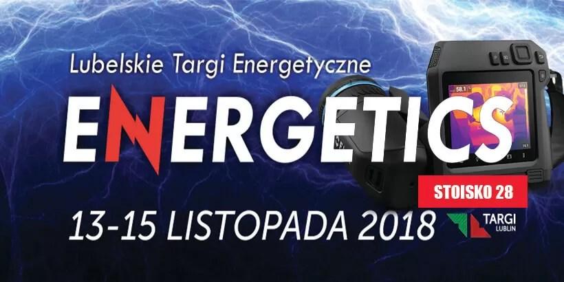 Targi energetics 2018 kamery termowizyjne FLIR