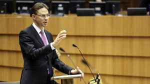 Jyrki Katainen. PHOTO: © European Union 2015