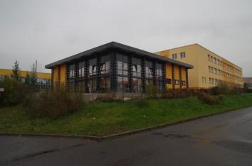 Eröffnung Aula - Bad Freienwalde 24-11-2014
