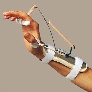 Ferula per estensione polso, metacarpi e abduzione pollice Splint