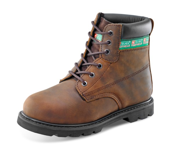 """6"""" Brown boot"""