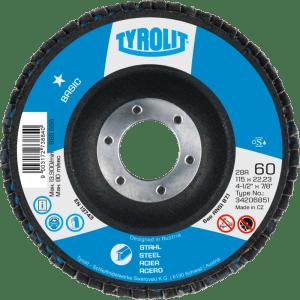 Tyrolit 115mm Flap disc