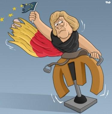 merkel-calare-pe-euro