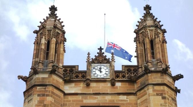 Australian brain drain