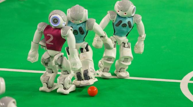 Seán McLoone: Robot soccer