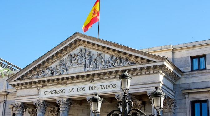 Change needed for Spain to compete internationally