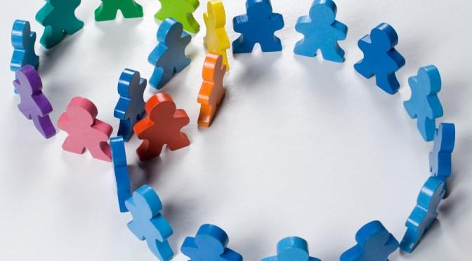 Study of co-authorship network in academic publishing