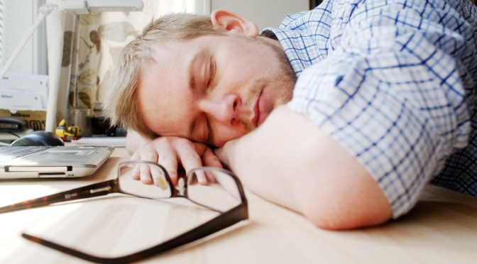 The science of sleep, the sleep of scientists