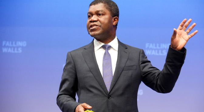 Thierry Zomahoun: Africa is looking for its Einsteins
