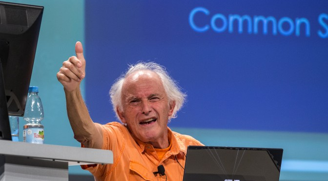 Harry Kroto's legacy interview