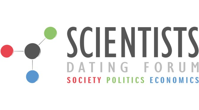 The Scientists Dating Forum celebrated an event linking science and society in a relaxed environment for the first time