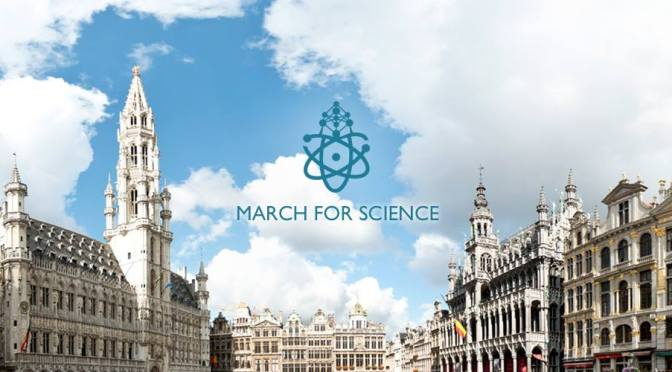 April 22nd in Brussels: March for Science or March for EU politics ?