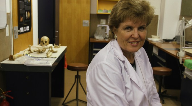 Identifying South Africa's forgotten dead