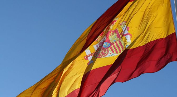 Spain, the European exception: 'economic miracle' & scientific suicide