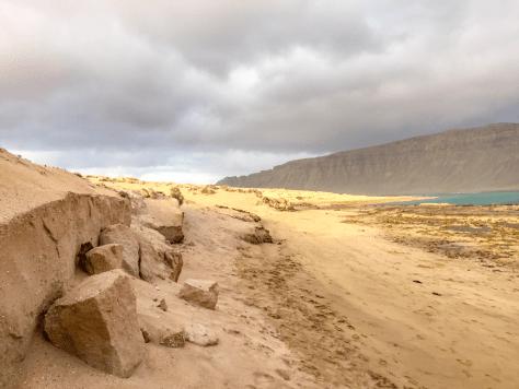 Beach on La Graciosa (Canary Islands)