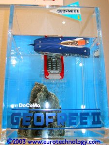 GEOFREE waterproof cell phone