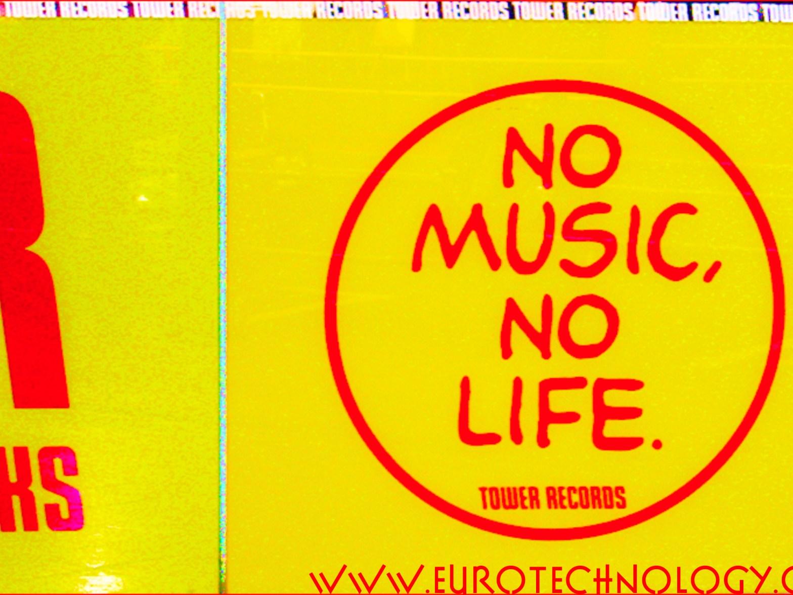 NTT Docomo acquisitions: Tower Records - No music, no life!