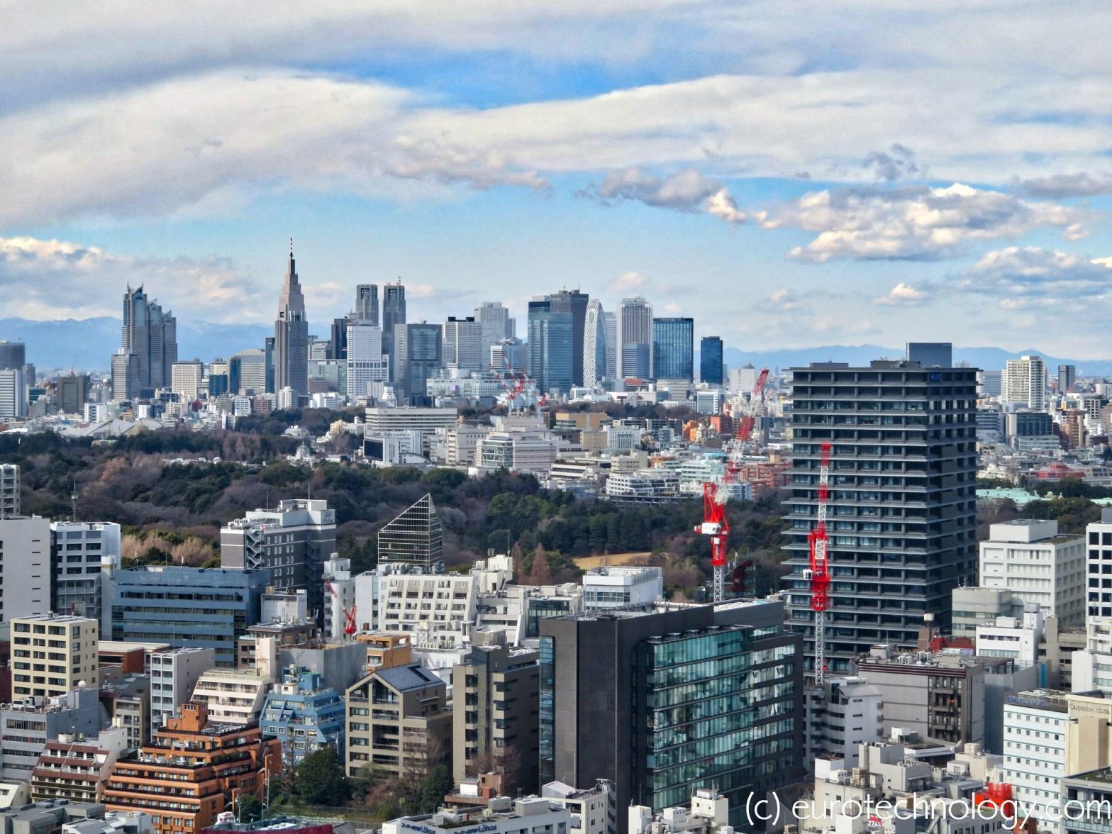 Shinjuku Tokyo eurotechnology.com