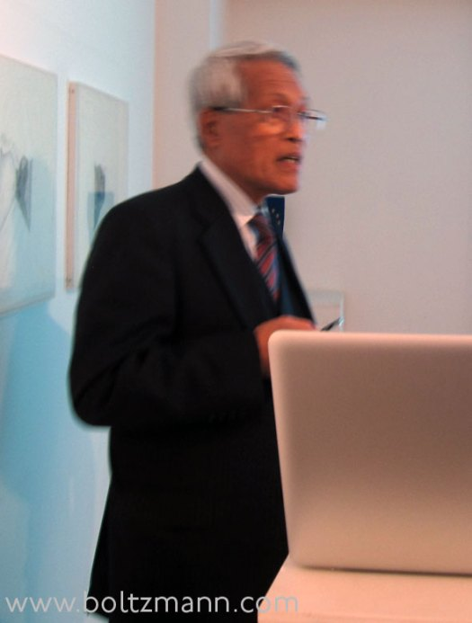 Haruo Kawahara, Chairman of JVCKenwood
