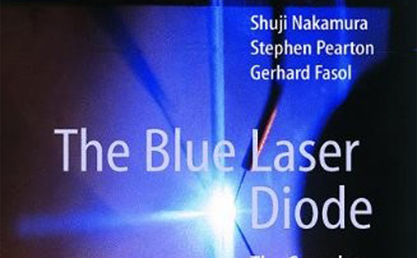 Blue laser book with Shuji Nakamura was first rejected by Nichia's Chairman Nobuo Ogawa. Read how the book came about.
