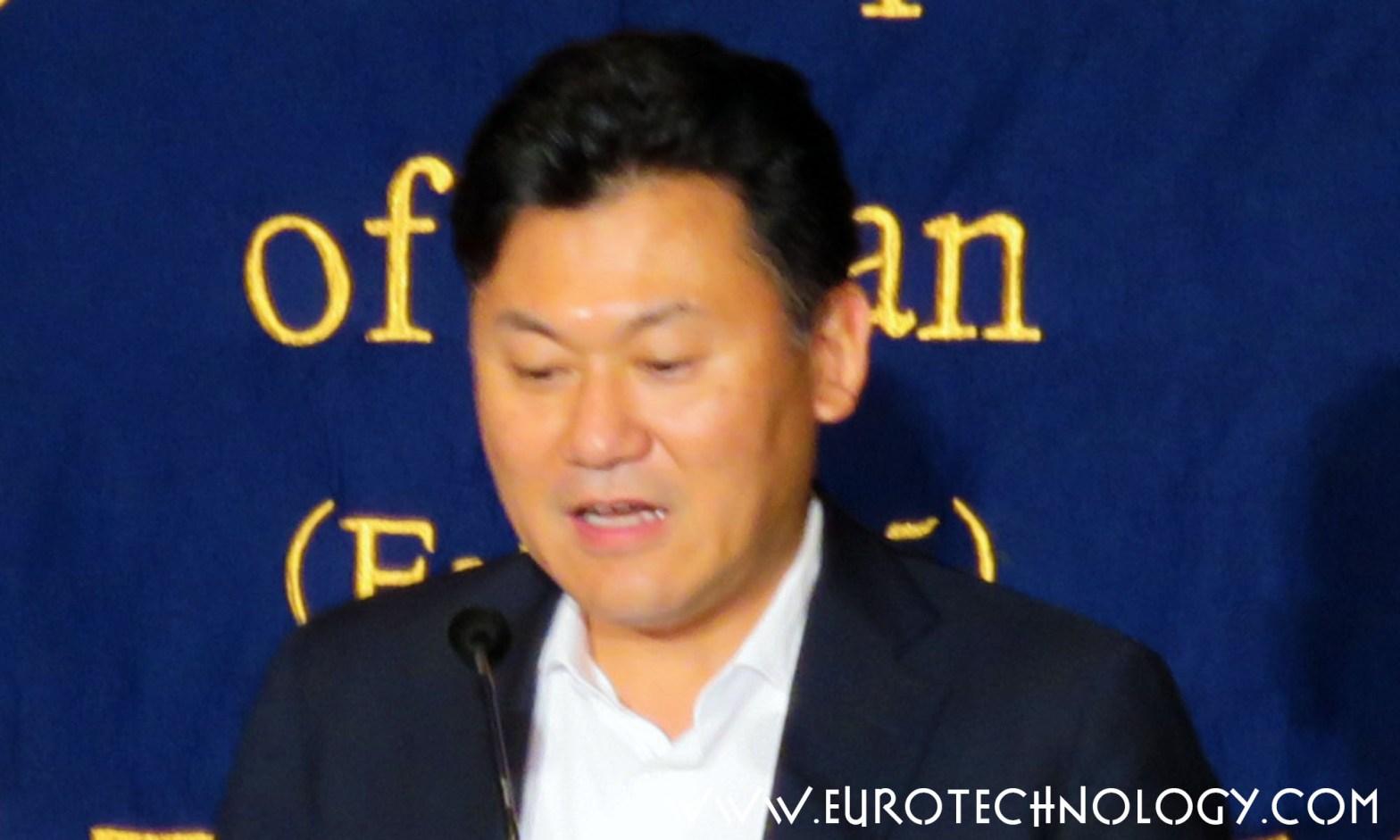 Hiroshi Mikitani Rakuten